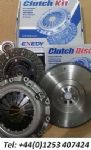 HONDA CIVIC 2.0 TYPE R ORGANIC EXEDY CLUTCH KIT & NEW FLYWHEEL PACKAGE
